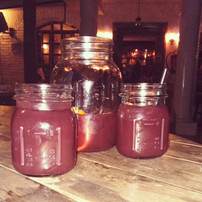 Sunday's Are For Sangria's At Juniper Social