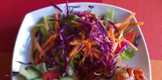 Quick Lunch Treat: Vogue Cafe Westlands