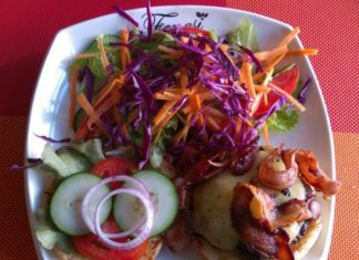 Quick Lunch Treat: Vogue Cafe Westlands
