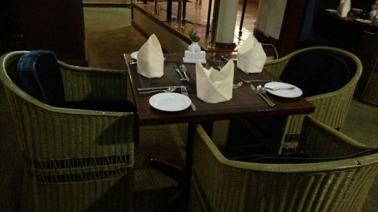 Stir Fry Nights: Safari Restaurant at Nairobi Safari Club