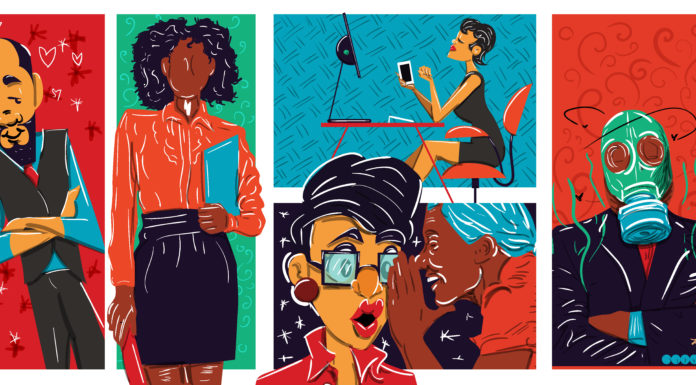 10 Of The Most Annoying People You Will Meet In A Kenyan Office
