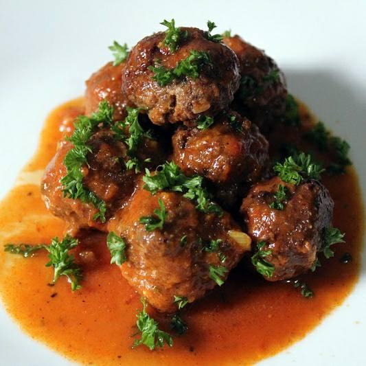 Meatballs 8 Ways (Kenyan Food Bloggers Edition)