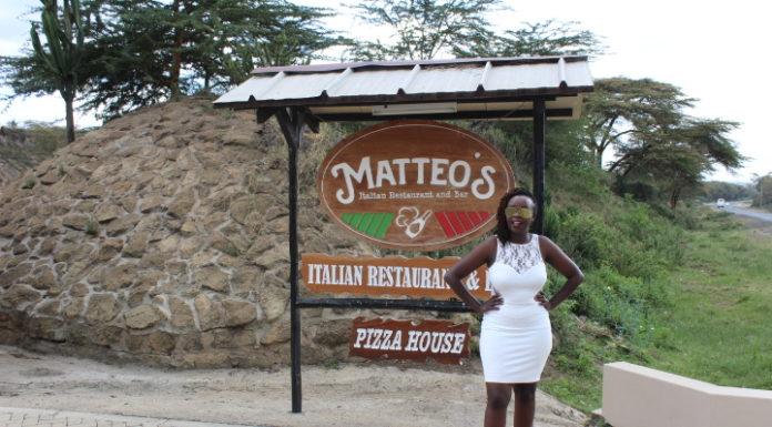 Birthday Lunch In Naivasha   Matteo's Italian Restaurant