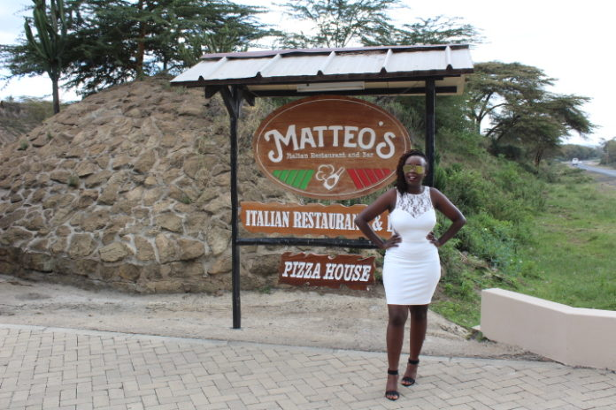 Birthday Lunch In Naivasha|| Matteo's Italian Restaurant