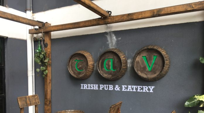 2 Course Lunch For Sh600 - The Tav Irish Pub & Eatery