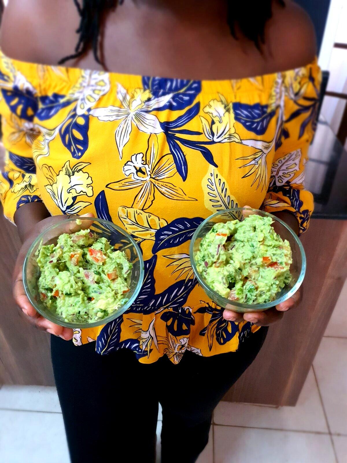 Guacamole Recepie